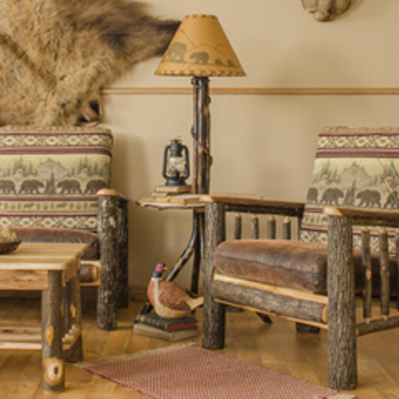 Catalog - Rustic & Log Furniture - Rustic Living Room - Page ...