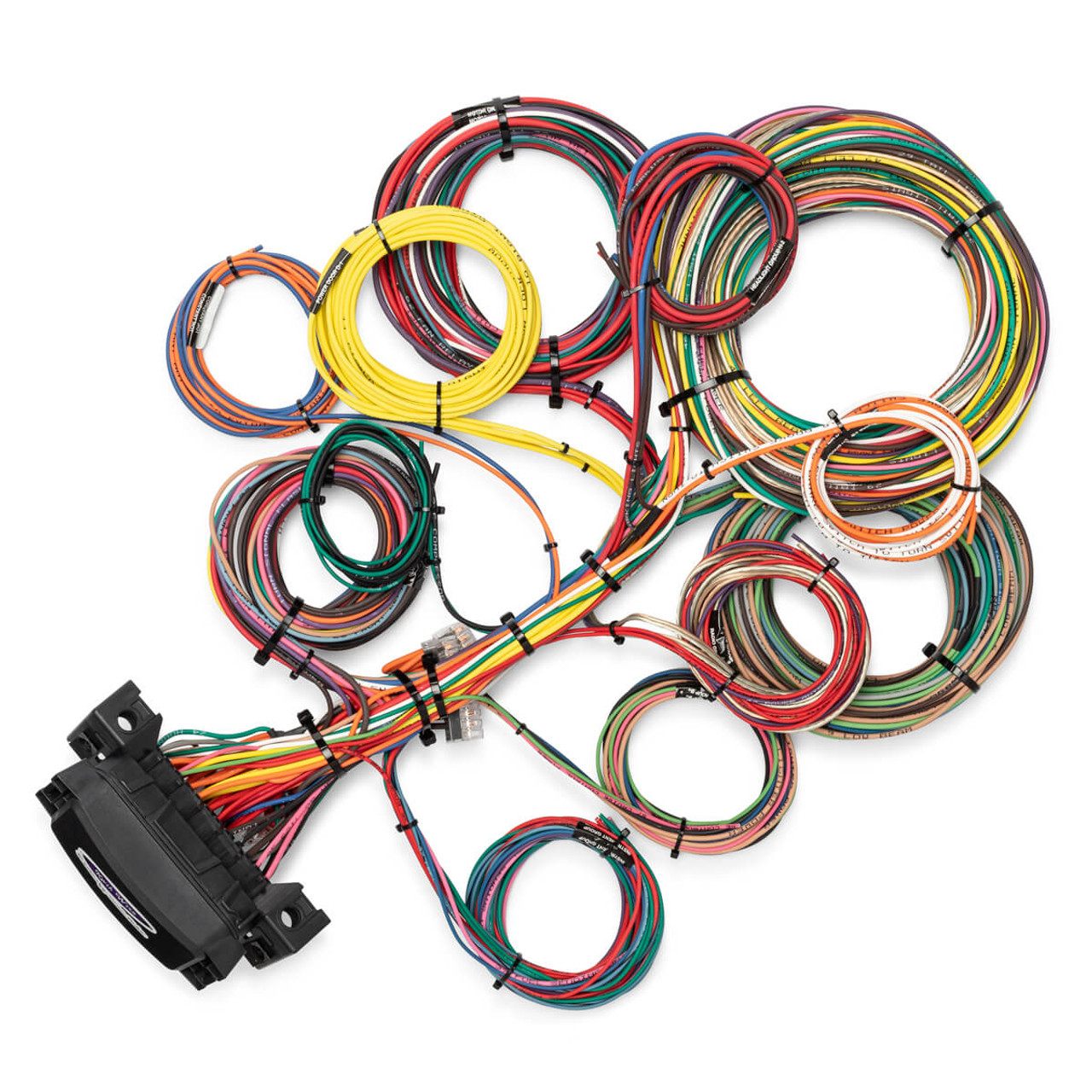 Maxi Fuse Installed Wiring Harness - Wiring Diagrams Entry Jeep Cj Waterproof Wiring Harness on