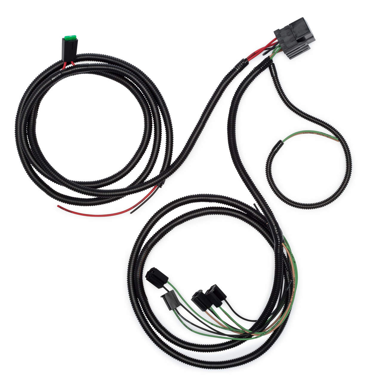 Superb Halogen Headlight Relay Kit 2 Lights Kwikwire Com Electrify Wiring Digital Resources Indicompassionincorg