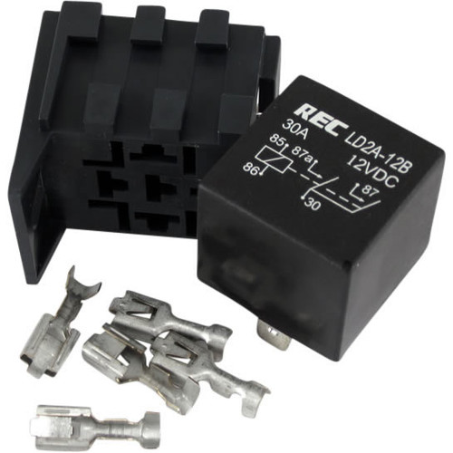 70 Amp Fan Relay Kit - KwikWire.com | Electrify Your Ride  Amp Relay Wiring A Fan on 100 amp relay, 3 pole relay, 10 amp relay, 80 amp relay, 75 amp relay, 40 amp relay, 120 amp relay, 20 amp relay, 30 amp relay, 5 amp relay, 90 amp relay, 15 amp relay, 60 amp relay, 50 amp relay, 2 pole relay, contactor relay, 3 amp relay, 12 volt relay, 200 amp relay, 480 volt relay,