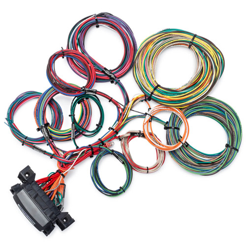 Groovy 14 Circuit Wire Harness Kwikwire Com Electrify Your Ride Wiring Digital Resources Minagakbiperorg