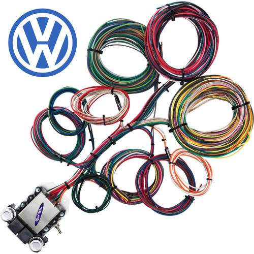 kwik wire electrify your ride auto restoration wiring arb compressor wiring  harness 14 circuit vw wire
