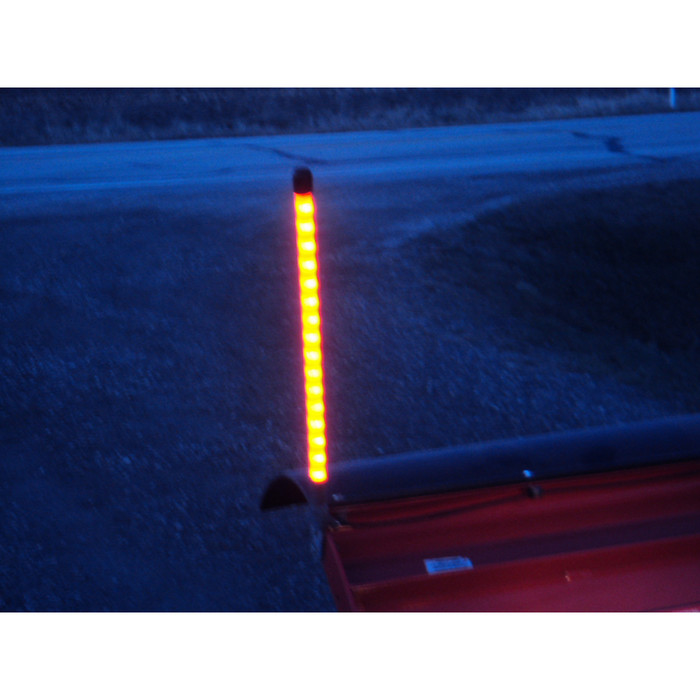 Lighted Plow Marker