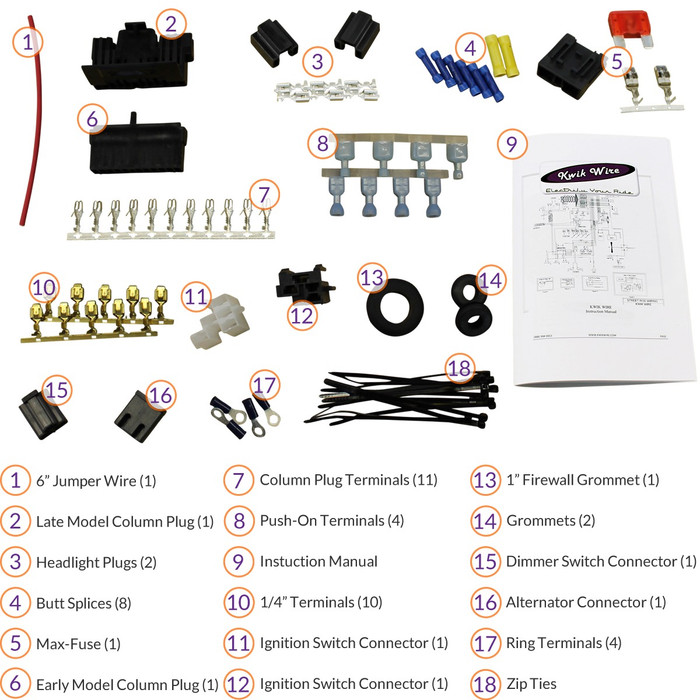20 Circuit Wire Harness on