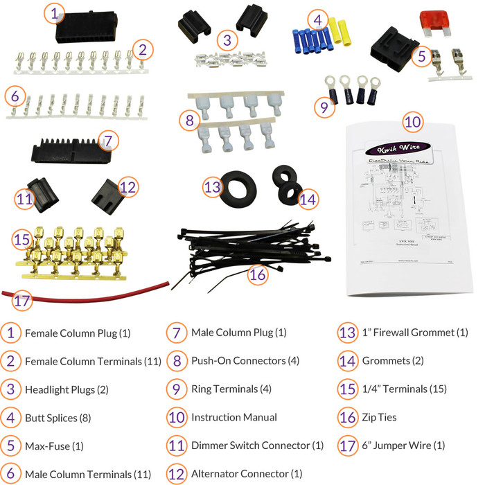 20 Circuit Ford Wire Harness - KwikWire.com | Electrify Your Ride on electrical harness, dog harness, maxi-seal harness, pony harness, nakamichi harness, safety harness, obd0 to obd1 conversion harness, radio harness, battery harness, swing harness, amp bypass harness, engine harness, oxygen sensor extension harness, pet harness, suspension harness, cable harness, fall protection harness, alpine stereo harness,