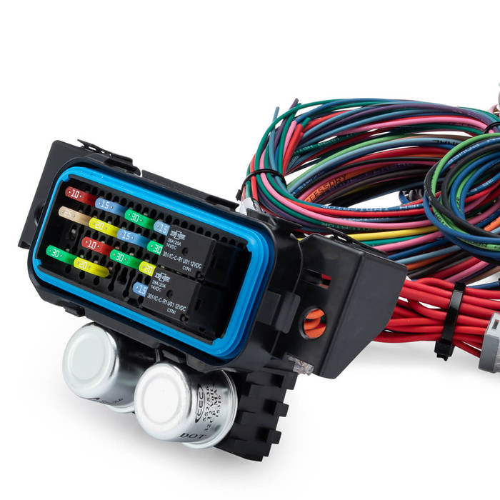 14 Circuit Waterproof Wire Harness - KwikWire.com | Electrify Your on riding boots, riding western, riding toys,