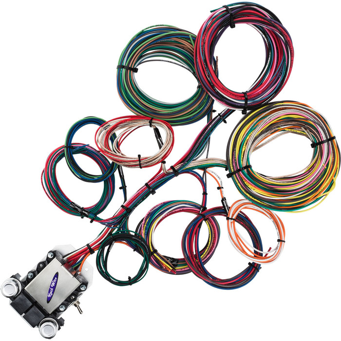 Awe Inspiring 14 Circuit Wire Harness Kwikwire Com Electrify Your Ride Wiring 101 Photwellnesstrialsorg