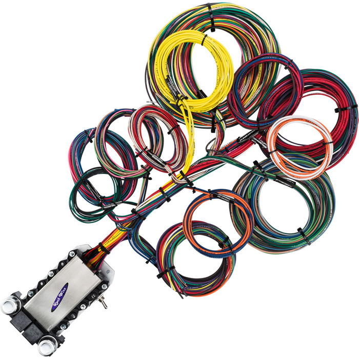 Swell 22 Circuit Wire Harness Kwikwire Com Electrify Your Ride Wiring 101 Photwellnesstrialsorg