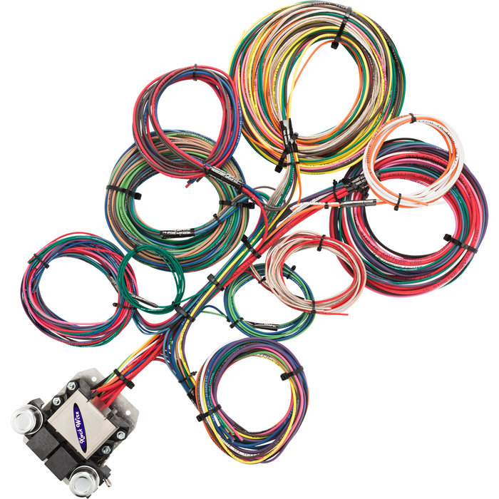 8 Circuit Ford Wire Harness: 40 Ford Wiring Harness At Gundyle.co