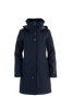 Noble Equestrian Dynamic Performance Parka - Navy