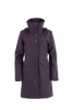 Noble Equestrian Dynamic Performance Parka - Grape Royale