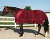 Back On Track Mesh Horse Blanket - Burgundy