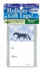 Gift Tags - 12 Pack - Trotting