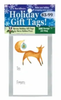 Gift Tags - 12 Pack - Fox