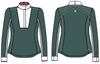 SkyCool® Liberty Show Shirt - Silver Pine