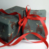 Merry Moosemas Equestrian Horse Gift Wrap Paper Sheets - Roll of 3 Sheets