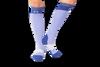 C4 Riding Socks - Baby Blue