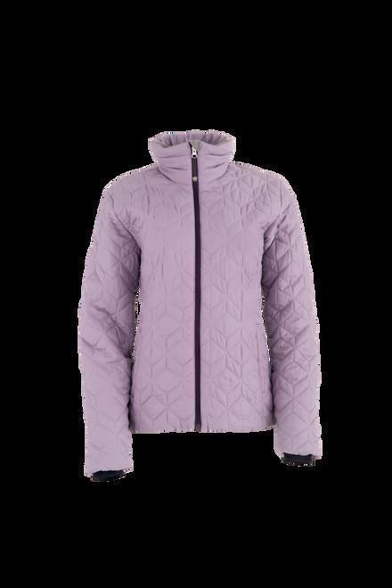 Noble Equestrian Dynamic Performance Jacket - Purple Ash