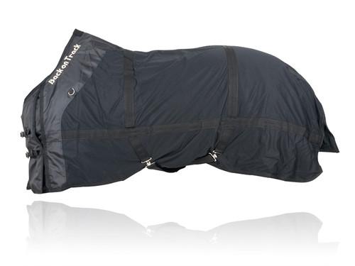 """Back On Track Mesh Horse Blanket - Black - Size 72"""" - 90"""""""