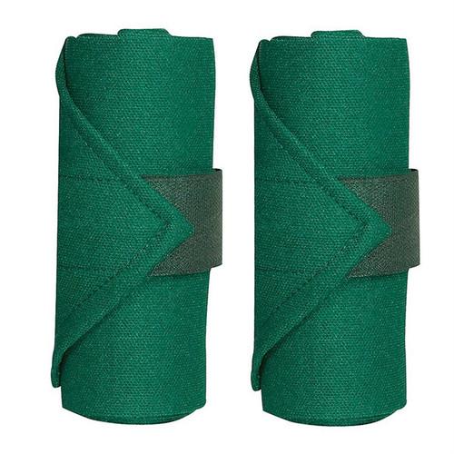 Standing Bandages 12' Hunter Green