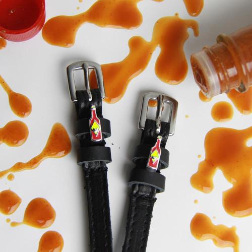 Mane Jane Hot & Spicy Spur Straps
