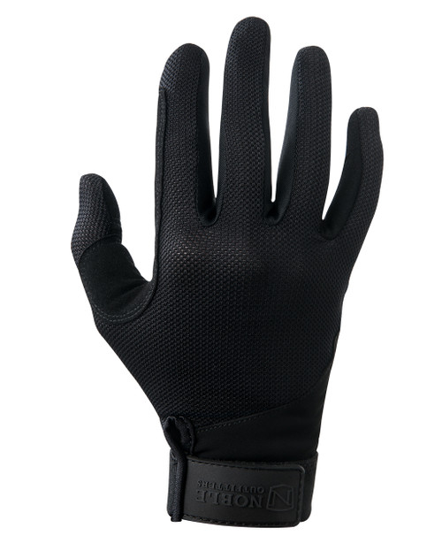 Perfect Fit Cool Mesh Riding  Glove - Black