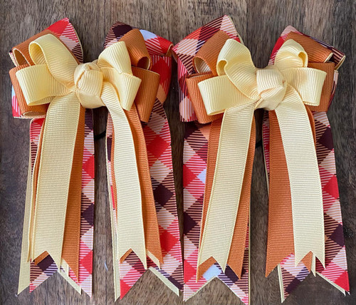 Fall Colors Show Bows