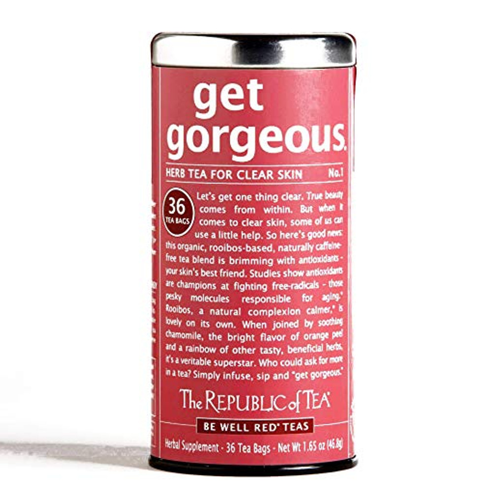 Get Gorgeous No.1 Herbal Red Tea
