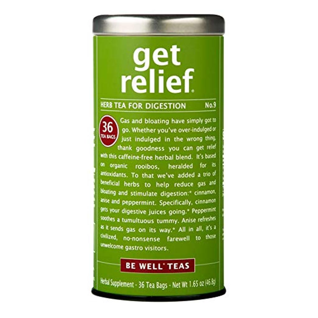 Get Relief No.9 Herbal Red Tea