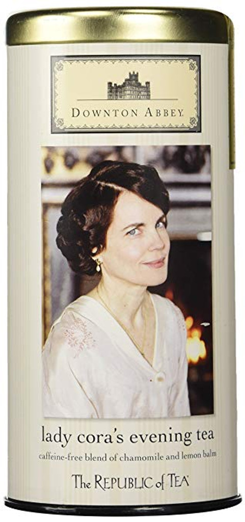 Downton Abbey Lady Cora's Evening Tea