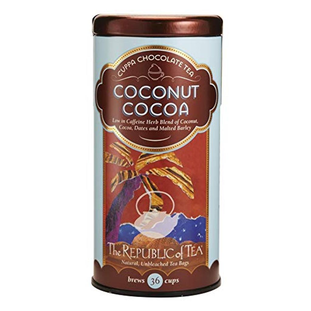 Coconut Cocoa Cuppa Chocolate Herbal Tea