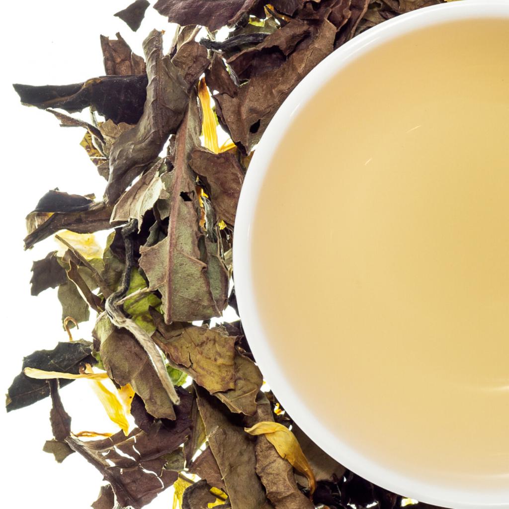 Machu Peach-u White Tea