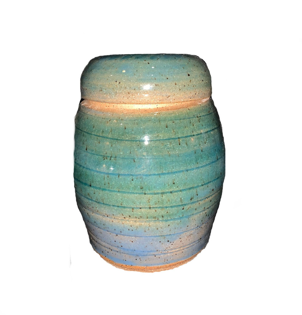 Chris Franey Pottery Large Ginger Jar with Lid