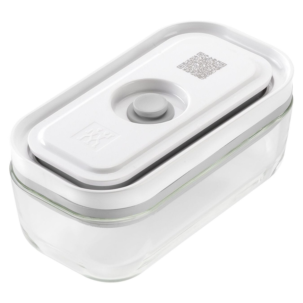 Vacuum Box Container Small Glass