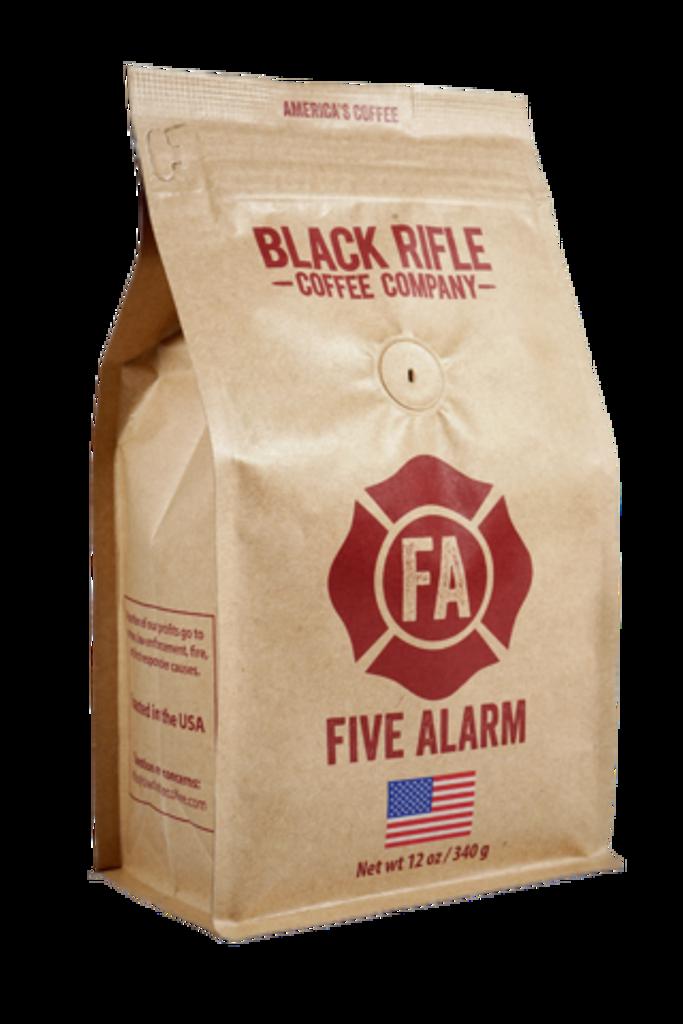Five Alarm Coffee Medium Roast 12OZ