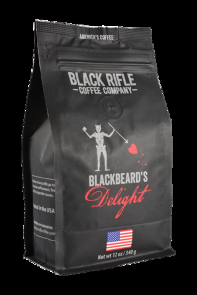 Blackbeard's Delight Coffee Dark Roast 12OZ