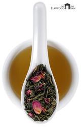 Cherry Rose Green Tea
