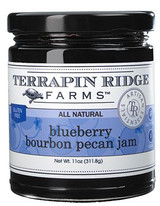 Blueberry Bourbon Pecan Jam by Terrapin Ridge