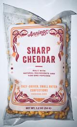 Annie B's Sharp Cheddar Popcorn