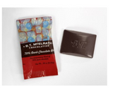 B.T. McElrath 70% Dark Chocolate Bite