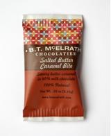 B.T. McElrath Milk Chocolate Salted Butter Caramel Bite