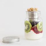 Snack On The Go Jar Kilner