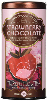 Strawberry Cuppa Chocolate Red Tea