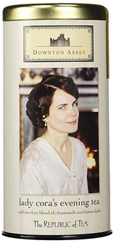 Downton Abbey Lady Cora's Evening Tea