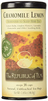 Chamomile Lemon Herbal Tea