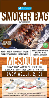 Camerons Products Mesquite Smoker Bag
