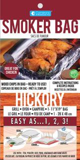 Camerons Products Hickory Smoker Bag