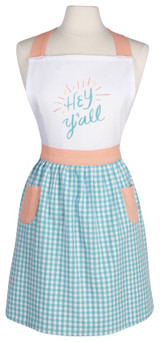 Now Designs Hey Y'all Classic Apron