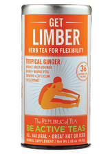 Get Limber Herbal Green Rooibos Tea
