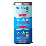 Get Clean Stackable Tea Tin